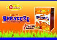 Speed Breaker Chocolate Wafers