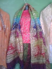 Unstitched Salwar Kameez