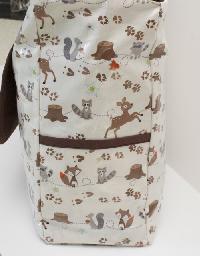 bags laminated fabrics