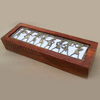Braas Metal Jewellery Box
