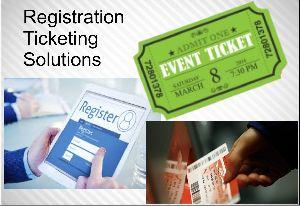 E-ticketing Registration Solution