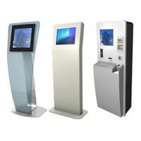 Touch Screen Kiosk Rental