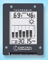 Digital Panel Barometer