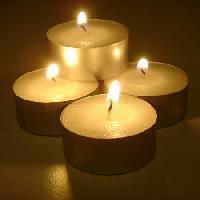 Decorative Tea Light Candle