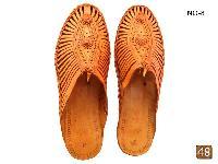 Kolhapuri Leather Chappals