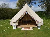 luxury shikar tents