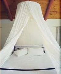 Circular cotton mosquito net
