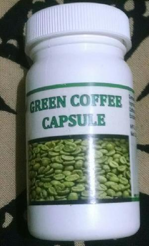 Green Coffee Weight Loss Capsules
