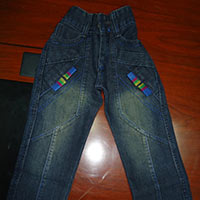 Childrens Denim Jeans