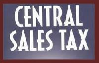 Central Sales Tax Consultant
