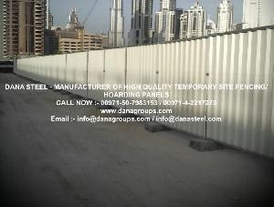 Steel Fence Sullpier In Ajman