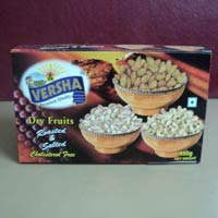 Gift Pack 450 Gm Versha Premium Quality Dry Fruits Roasted & Salted