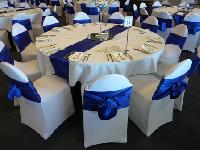 Lycra Chair Cover, Bows