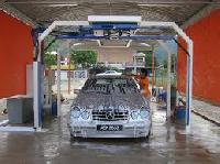 Automatic Car Wash System