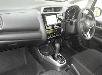2016 Honda Fit- RHD Car 01