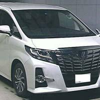 2016 New Toyota Alphard (White)