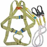 Double Rope Full Body Safety Harness