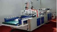 Double Line T-shirt Bag Making Machine
