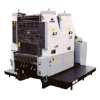 Two Color Offset Printing Press Machine