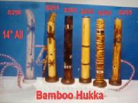 Bamboo Wood Bong