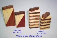 Wooden Dugouts Sweep Design