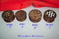 Wooden Smart Grinder