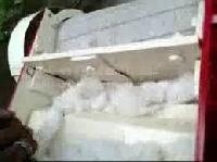 Cotton Ginning Machine