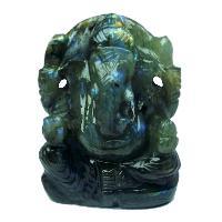 Gemstone Statue