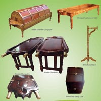 Ayurveda Equipments