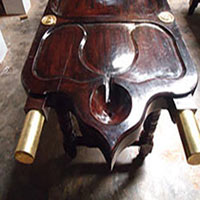 Dharapathi Massage Table