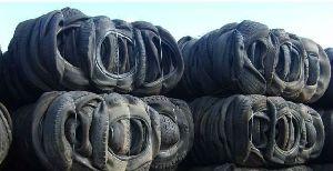 Scrap Baled Tyres