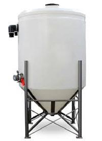 Hdpe Conical Settling Tank