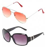 Floyd Cool Black Wayfarer Sunglasses