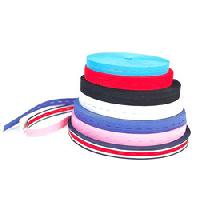 printed polyester elastic tapes