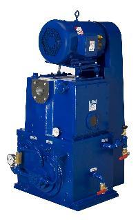 Rotary Piston High Vacuum Pump