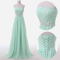 Western Long Dress