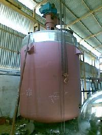 Jacketed Reactor Vessel