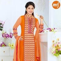 Hirni Collextion Fancy Salwar Suits
