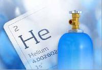 Helium Gas