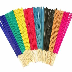 Colored Incense Sticks
