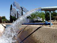 irrigation water pumps