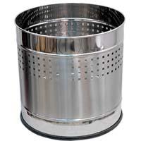 Steel planters