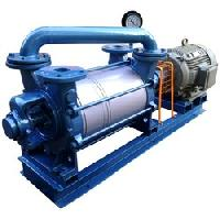Double Stage Water Ring Vacuum Pumps