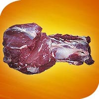 Buffalo Chunks Meat