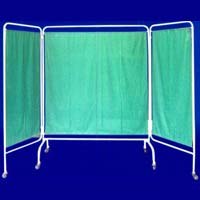 Hospital Bed Side Screen