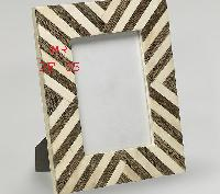 Bone Wood Photo Frame