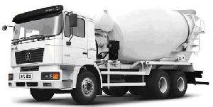 Cement Concrete Mixer Rental Services