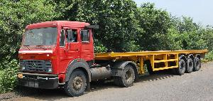 Trailer Transport services