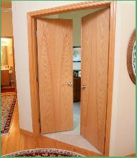 interior wood flush doors