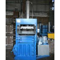 Pet Bottle Scrap Baling Press Machine
